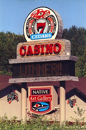 Are All Casinos On Indian Reservations