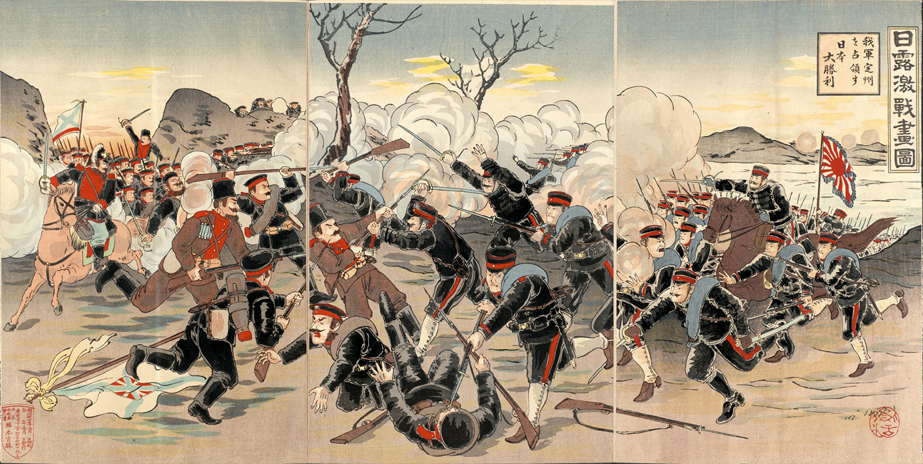 The Russo-Japanese War - Historum