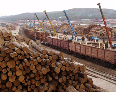 Outlooks Of Russian Timber Industry 76