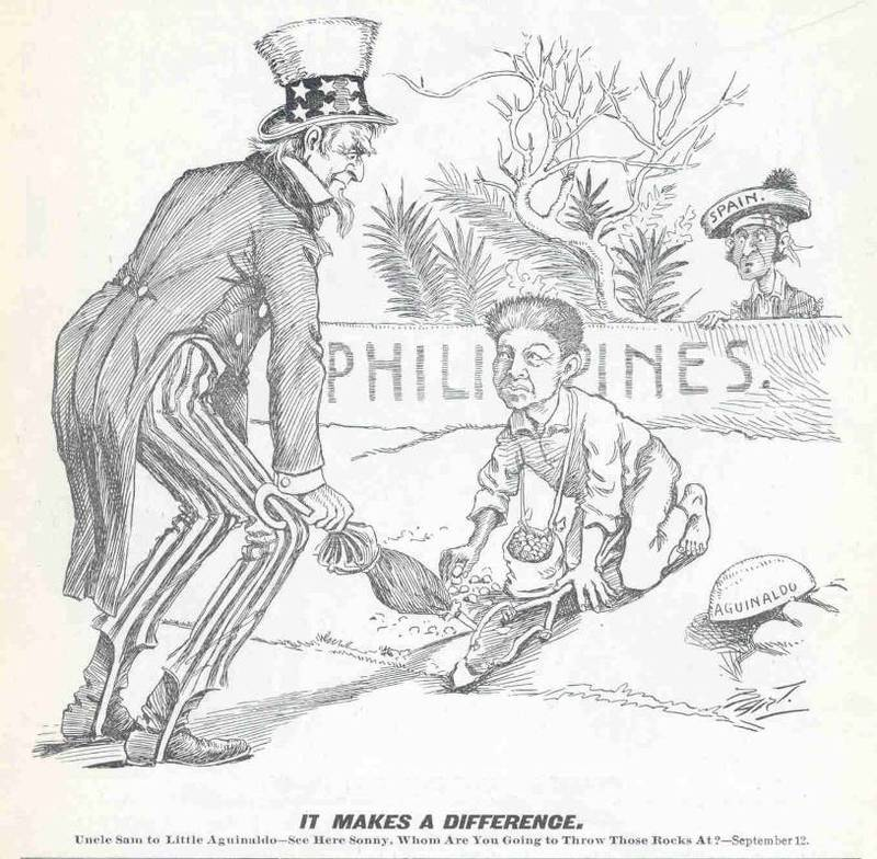 should the philippines have been annexed by spain in 1898 The united states also annexed the independent state of hawaii during the  conflict  by early 1898, tensions between the united states and spain had  been mounting  squadron defeated the spanish naval force defending the  philippines.