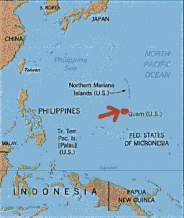 Guam west coast famoksaiyan fortress guam resistance to us military mega buildup gumiabroncs Choice Image