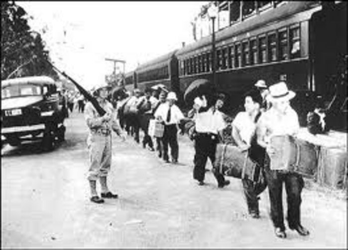 the discrimination and treatment of japanese immigrants in the us during world war ii Nothing like this had ever happened to the united states of america before  japanese immigrants – known as issei – could not own land, eat in white restaurants, or become naturalized .