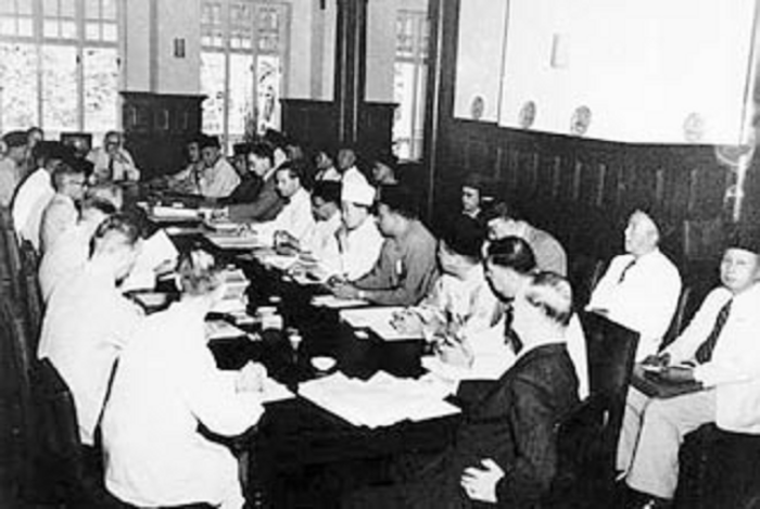 British Colonialism in Malaysia Meeting of British Colonial