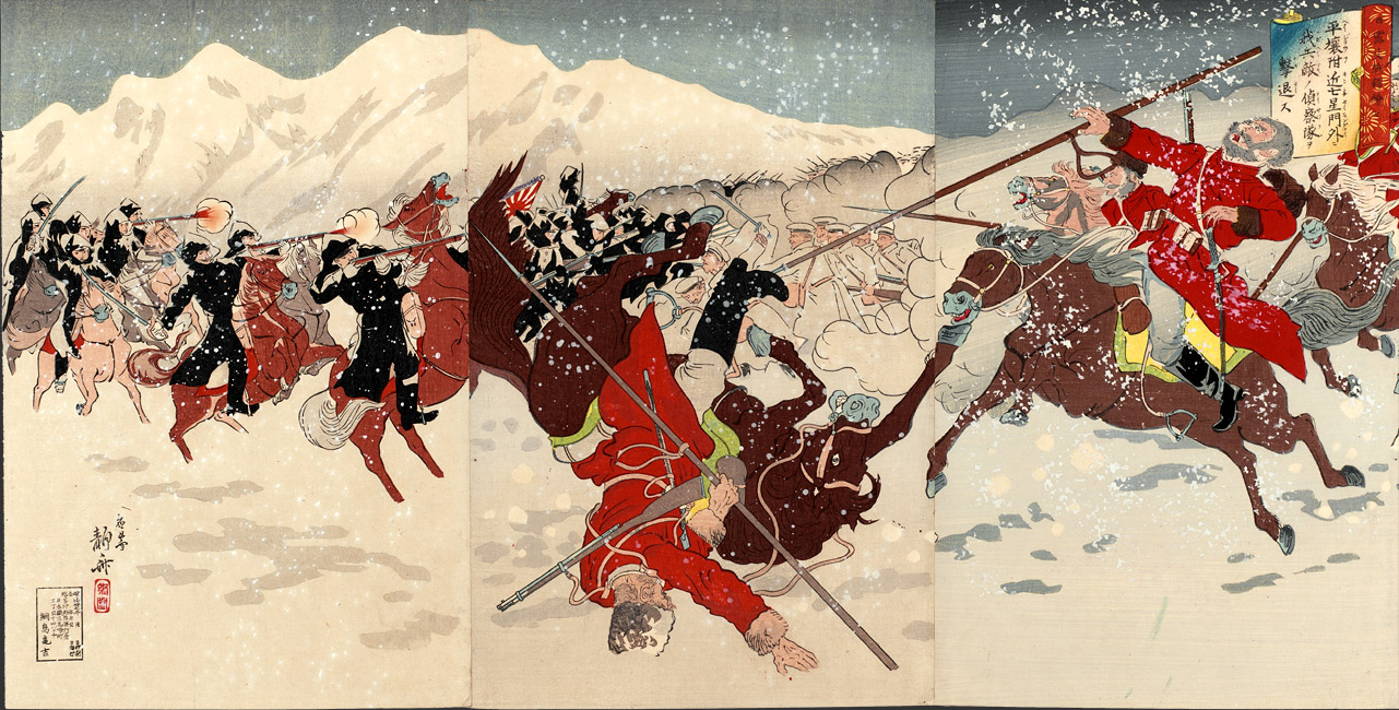 The Russo Japanese War Began In February 1904 Before
