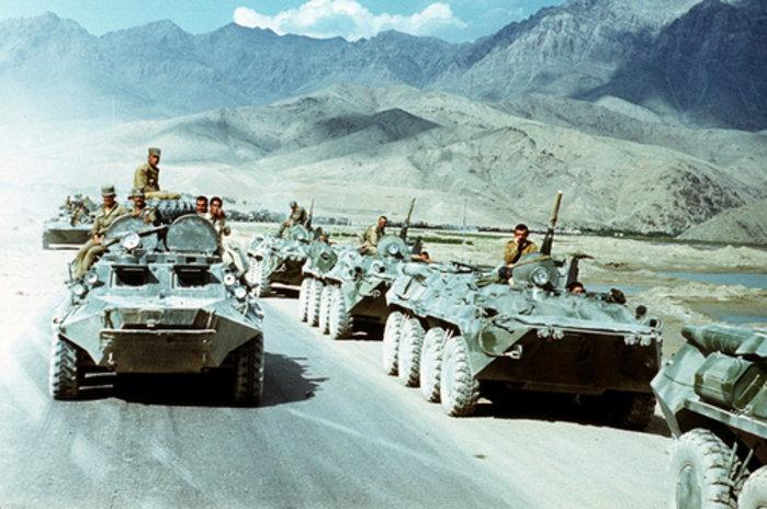 Ar partizāniem Afganistānā (1987)