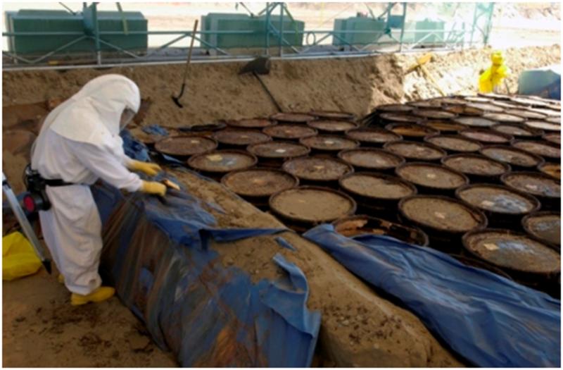 Nuclear Radiation: Nuclear Radiation Waste